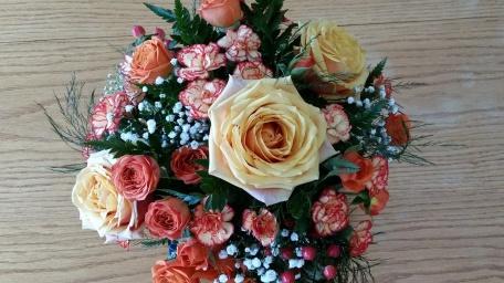 Bouquet of Flowers Centerpiece