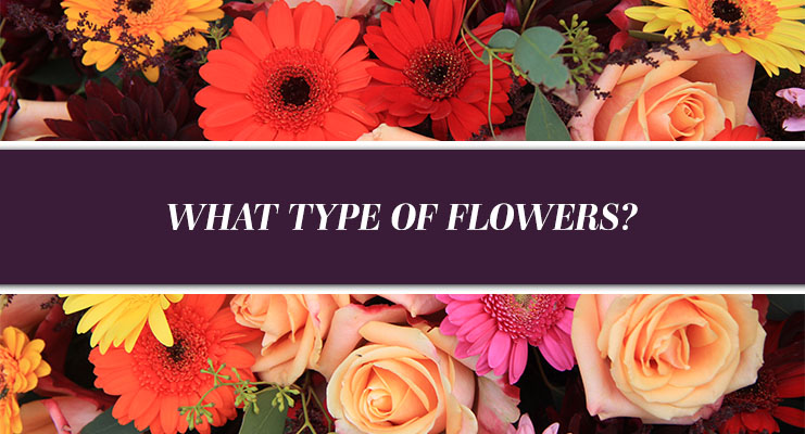 flower types for dating