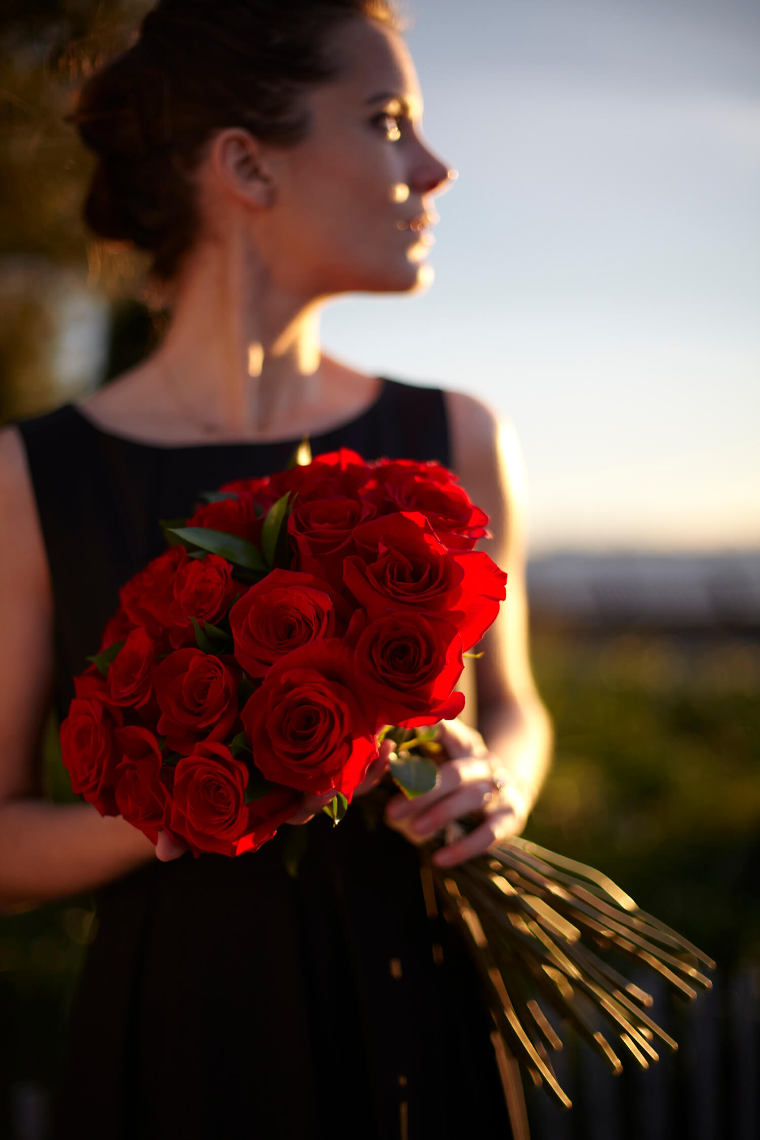 Geting a girl flowers when you start dating