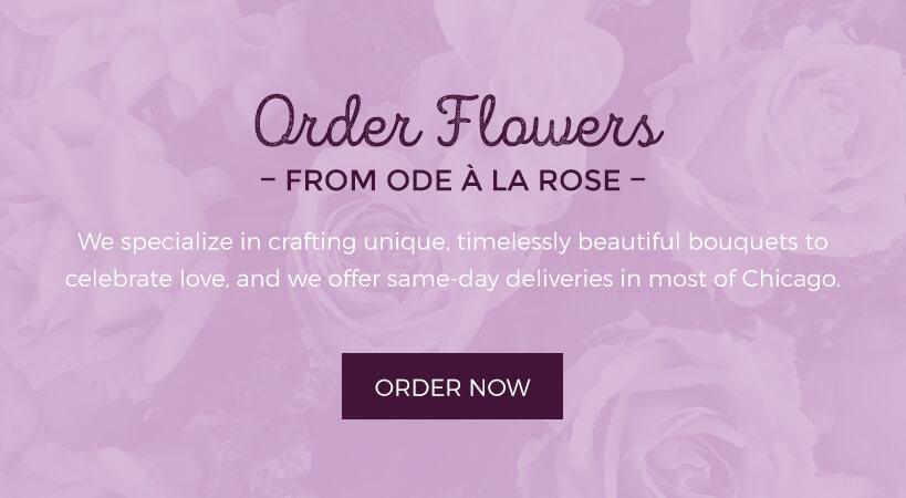 order ode a la rose