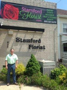Stamford Florist Storefront
