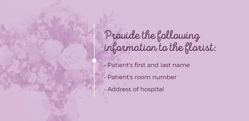 information for florist