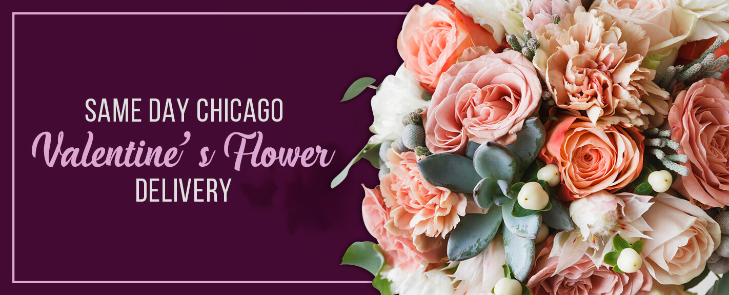 same day chicago flower delivery