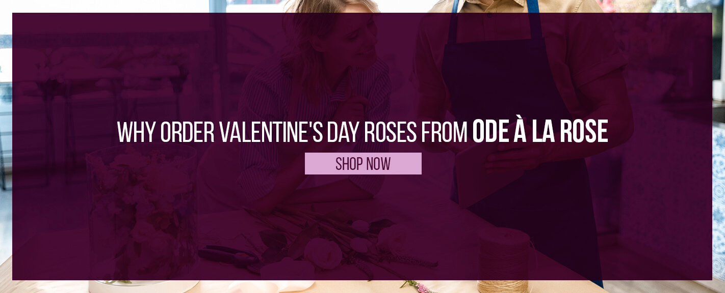 order valentines flowers