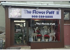 the Flower Puff