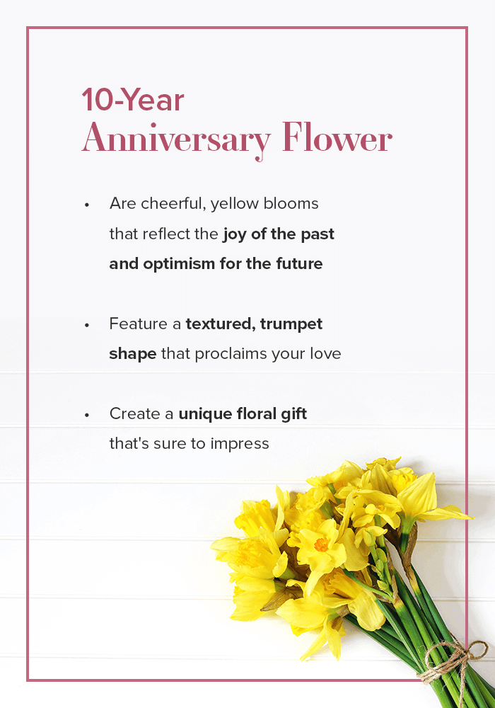 Which Flowers To Buy For Every Anniversary Ode A La Rose